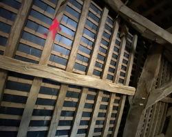 Sablage charpente bois - Rennes - STRB