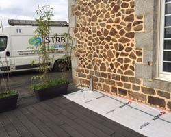STRB - Vannes - Barrières d'assèchement